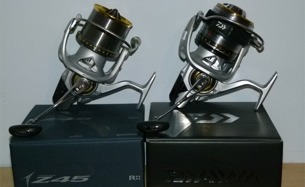 DAIWA TOURNAMENT Z45 & Z45 QD